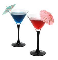 Free Cocktails For Two Stock Photo - 5450630