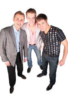 Free Three Friends Stock Image - 5450821