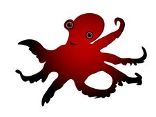 Free Octopus Royalty Free Stock Images - 5451019