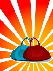 Free Couple Of Purse Stock Photography - 5451062