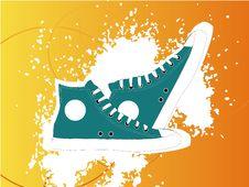 Free Pair Of Shoe Royalty Free Stock Image - 5451076