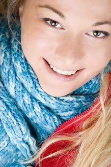 Free Smiling Female Stock Photos - 5451853