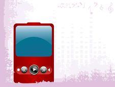 Free Music Player Stock Photos - 5452283