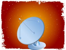 Free Dish Antenna Stock Photo - 5452360