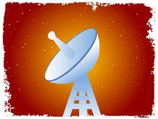 Free Wireless Antenna Royalty Free Stock Photo - 5452395
