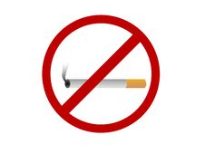Free No Smoking Stock Photography - 5452602