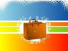Free Empty Bag Stock Image - 5452661