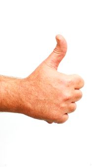 Free Thumbs Up Stock Photos - 5453253