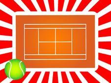 Free Tennis Court Stock Photos - 5453653