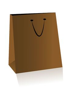 Free Paper Bag Stock Images - 5453734