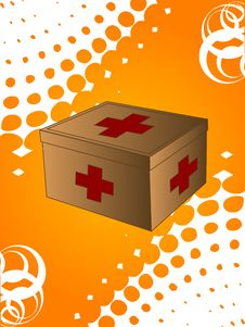 Free Medical Box Stock Photo - 5453800