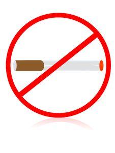 Free No Smoking Stock Image - 5453801