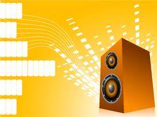 Free Soundbox Royalty Free Stock Photo - 5454165