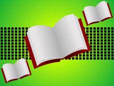 Free Open Books Stock Photos - 5454383