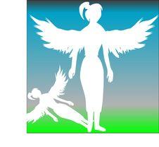 Free Angel Stock Photos - 5454433
