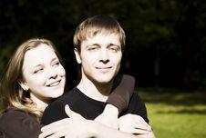 Free Happy Family Royalty Free Stock Photography - 5454847