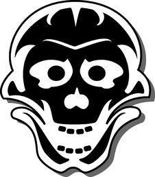 Free Skull Stock Photo - 5455010