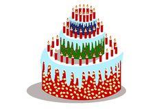 Free Birthday Cake Stock Photo - 5455110