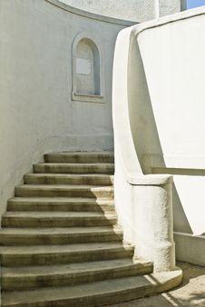 Free Stairs At Sunnyside Pool Stock Photos - 5455153