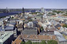 Free Riga Royalty Free Stock Photography - 5455767