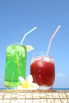 Free Drinks Stock Photography - 5456322