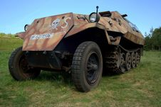 Free Armored Personnel Carrier Stock Photos - 5457213