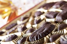 Free Chocolate Sweets Royalty Free Stock Photography - 5457407