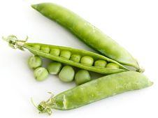 Free Green Peas Stock Image - 5457421