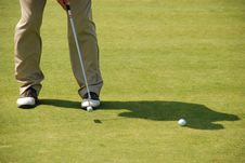 Free Golf Stock Photos - 5457423