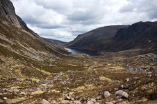 Loch Avon Royalty Free Stock Images
