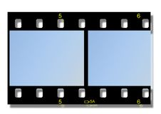 Free Filmstrip Royalty Free Stock Photos - 5458548