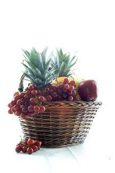 Free Plenty Of Fruit Stock Photography - 5458752