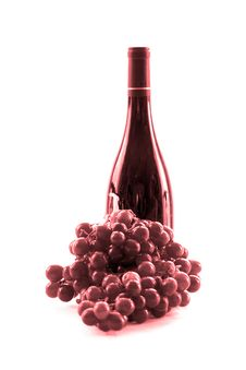 Free Red Wine Royalty Free Stock Photo - 5458755