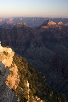 Free Grand Canyon Sunset Royalty Free Stock Photography - 5458877