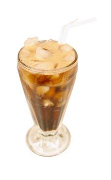Free Black Cocktail Stock Image - 5459051