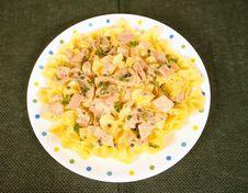 Free Bow Tie Pasta Royalty Free Stock Photo - 5459385