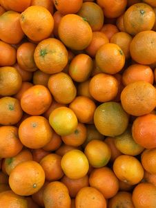 Free Tangerines Background Stock Photos - 54587073