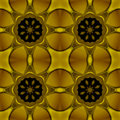 Free Golden Compass Silk Quilt Stock Photos - 5463103