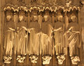 Free Notre-Dame - Detail From Gate Royalty Free Stock Photos - 5464808