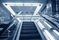 Free Escalator Royalty Free Stock Photography - 5465857