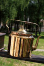 Free Antique Kettle Royalty Free Stock Photography - 5467057