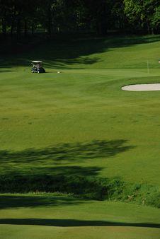 Free Golf Royalty Free Stock Photos - 5460498