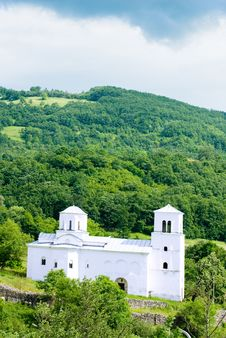 Free Monastery Stock Photography - 5460702