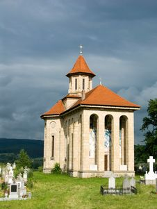 Free Eastern Church In Romania Stock Photography - 5460822