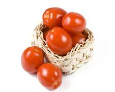 Free Fresh Tomatoes. Stock Image - 5460871