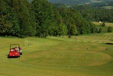 Free Golf Royalty Free Stock Photo - 5460975