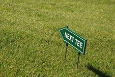 Free Golf Royalty Free Stock Image - 5461246