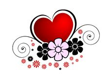 Free Heart Royalty Free Stock Photos - 5461328