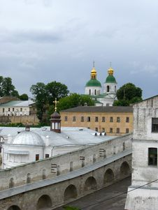 Free Kiev Cave Monastery Royalty Free Stock Photo - 5461495