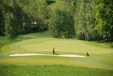Free Golf Stock Photography - 5461722